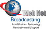 Web Net Broadcasting Sticky Logo